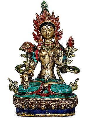 White Tara - Tibetan Buddhist Goddess