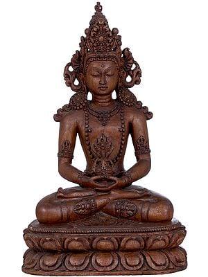 Tibetan Buddhist Deity Amitabha, The Buddha of Infinite Life - Made in Nepal