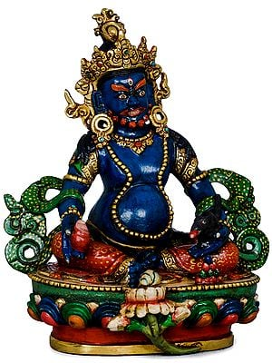 Kubera - The God Of Wealth  (Made in Nepal)