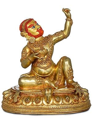 Superfine Mahasiddha Virupa (Made in Nepal)
