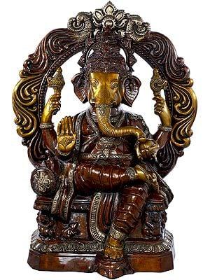 Raja Ganesha - Large size