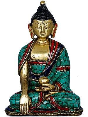 Dhyani Buddha Ratnasambhava - Tibetan Buddhist