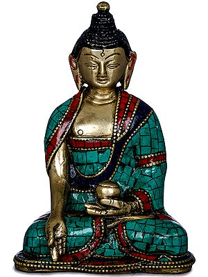 Shakyamuni Buddha - Tibetan Buddhist