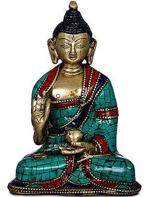 Preaching Buddha-Tibetan Buddhist