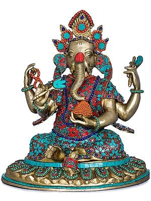 Nepalese Form of Ganesha