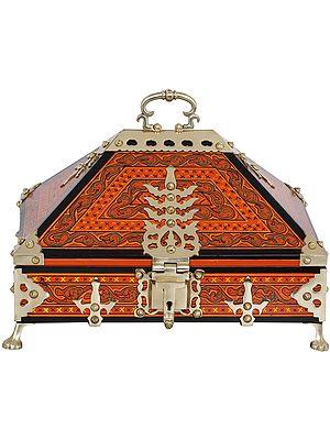 Ritual Box from Kerala