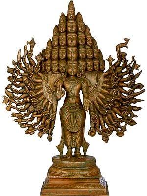 The Majestic Lord Sadashiva, Shiva of Great Cosmic Beauty