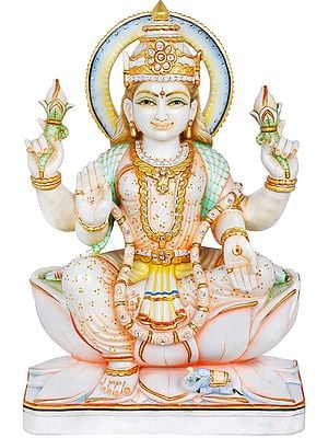 Goddess Lakshmi - The Goddess of Wealth