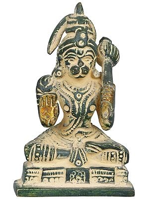 Lord Hanuman - Small Statue