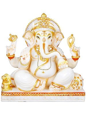 Ganesha as Vigneshwara -The Lord of All Obstacles