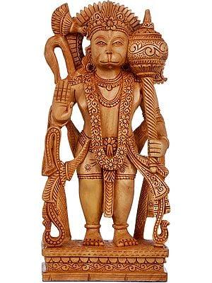 Gadadhari Hanuman