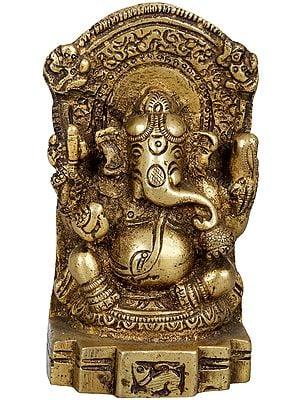 Bhagawan Ganesha - Small Size