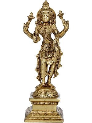 Four Armed Goddess Lakshmi