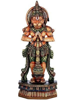 Large Size Bhakta Hanuman