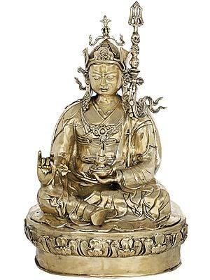 Large Size Guru Rinpoche (Padmasambhava) - Tibetan Buddhist