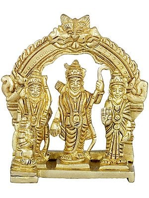 Small Rama Durbar