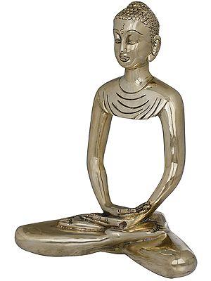 Stylized Buddha - Tibetan Buddhist