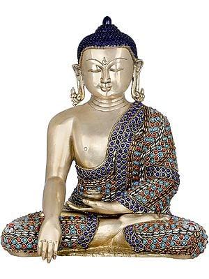 Lord Buddha in Dhyana - Tibetan Buddhist