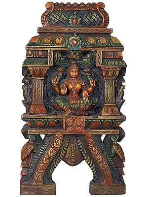 Goddess Lakshmi Wall Hanging
