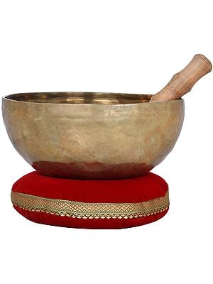 Tibetan Buddhist Singing Bowl