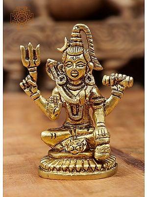 Small Size Lord Shiva