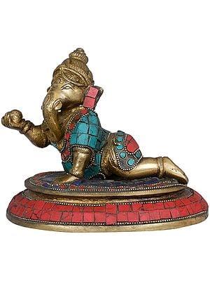 Butter Ganesha