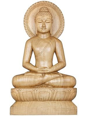 Lord Buddha in Deep Meditation - Tibetan Buddhist