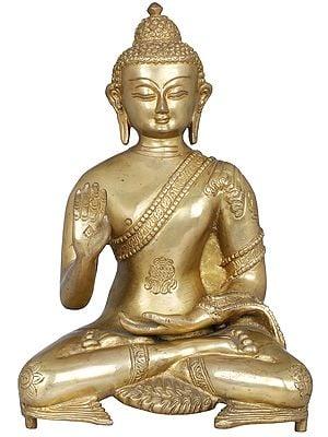 Blessing Buddha - Tibetan Buddhist Deity