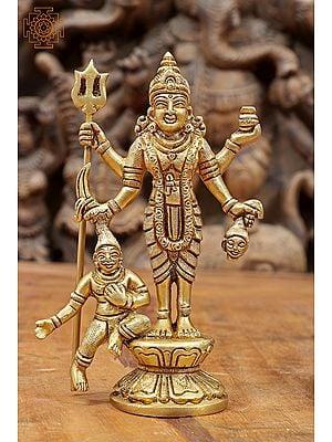 South Indian Kali