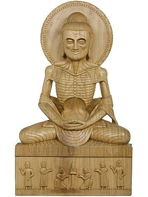The Failed (But Inspiring) Experiment - Tibetan Buddhist Emaciated Buddha