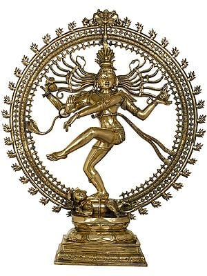 Large Size Nataraja (Lord of the Dance)