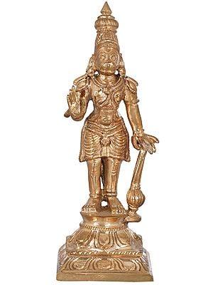 Ashirwad Anjaneya (Lord Hanuman)