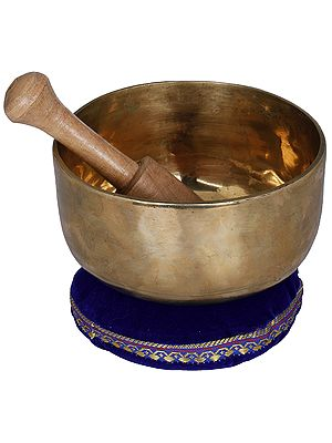 Ritual Singing Bowl - Tibetan Buddhist