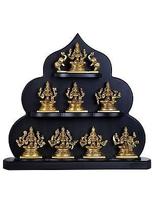 Ashtalakshmi -The Eight Manifestations of Devi Lakshmi