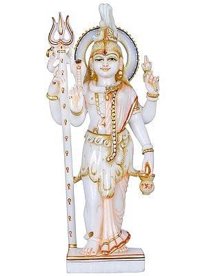 Ascetic Ardhanarishvara
