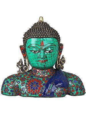 Buddha Bust - Tibetan Buddhist