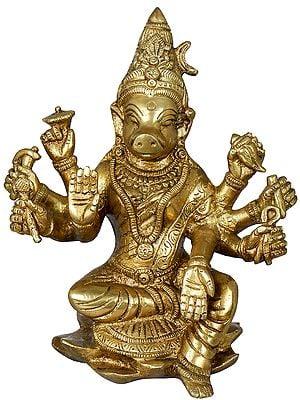 Eight Armed Goddess Varahi
