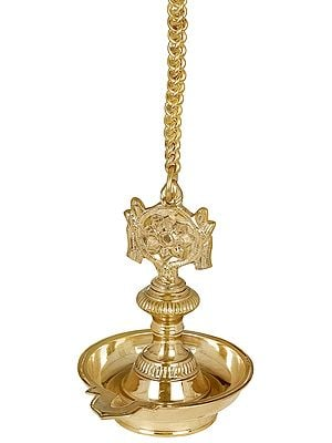 Vaishnava Lamp - Roof Hanging