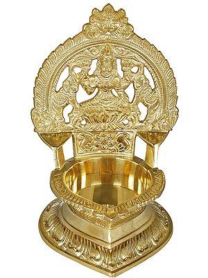 Gajalakshmi Diya