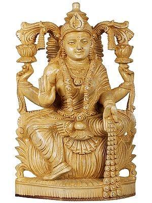 Devi Of Plenitude, Vishnupriya Lakshmi