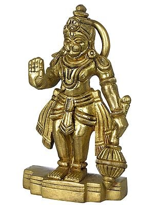 Small Blessing Hanuman