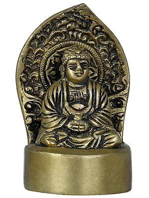 Small Size Seated Buddha