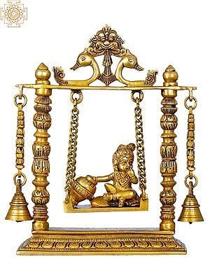 Butter Krishna Swing
