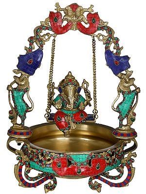 Ganesha Swing Urli