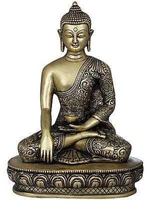 Tibetan Buddhist Lord Buddha