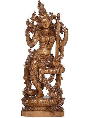 Superfine Devi Saraswati