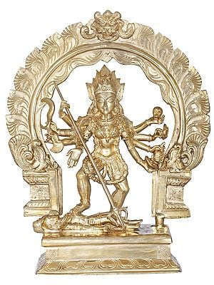 The Invincible Hindu Devi
