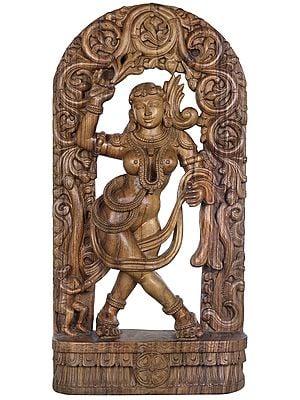 Khajuraho Series - X (Surasundari)