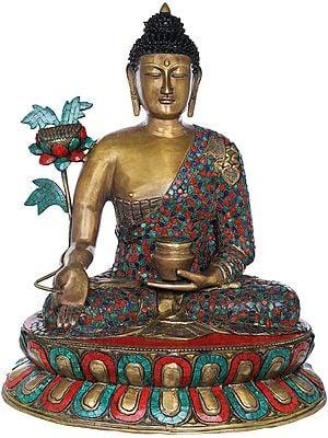 Large Medicine Buddha (Tibetan Buddhist)