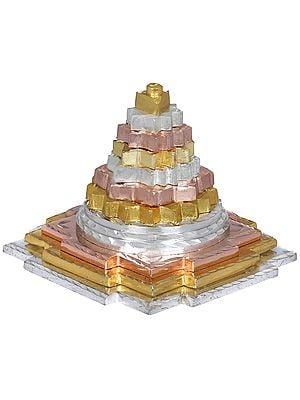 Shri Yantra (Maha Meru)